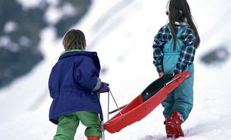 朝阳公园亚布洛尼滑雪场 - 大图