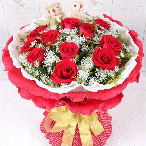 爱尚婚庆鲜花