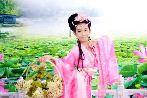 【盛世699儿童古装写真团购】北京盛世古装摄影团购图片