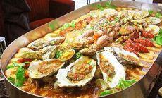 三八饭店海鲜大咖4至7人餐