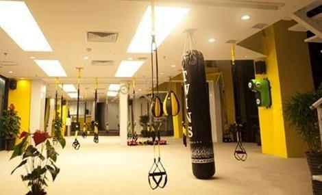 英菲特私教健身工作室(汉中路店)