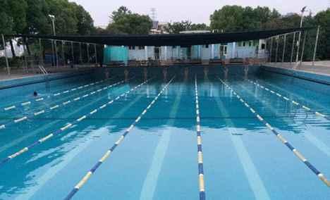 碧海花园游泳馆