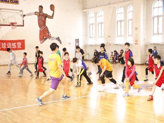 育华篮球北辰训练基地