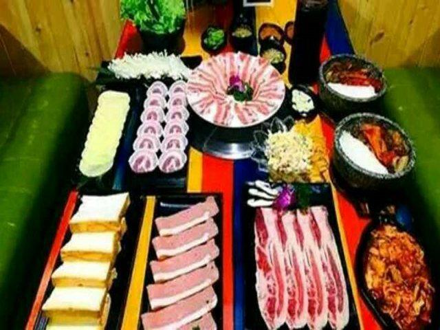 小黑牛韩国烤肉(万达金街店)