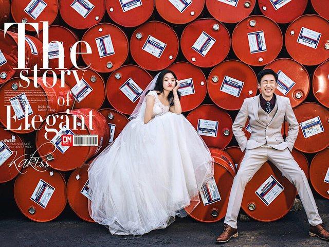 焦点视觉婚纱摄影