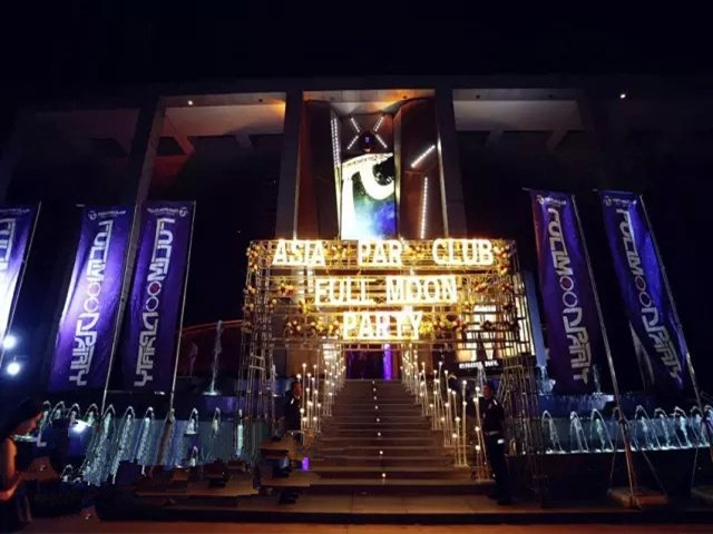 ASIA PAR CLUB