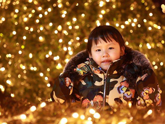 创意爱宝贝儿童摄影