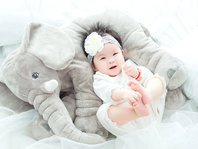 贵族宝贝专业儿童摄影(江北店)