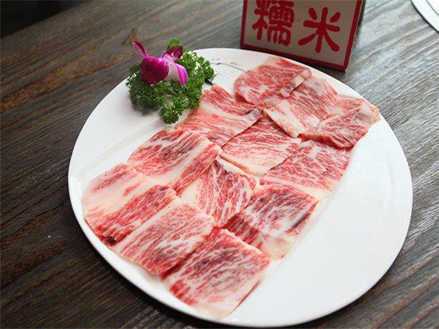 大浦黑牛韩式烤肉