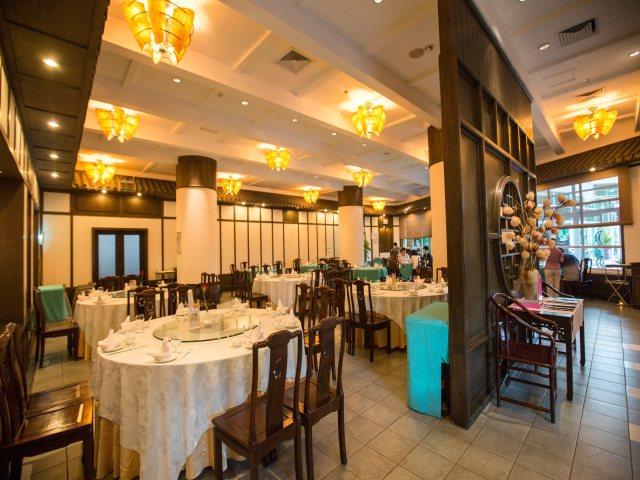 三亚银泰阳光度假酒店海悦轩中餐厅