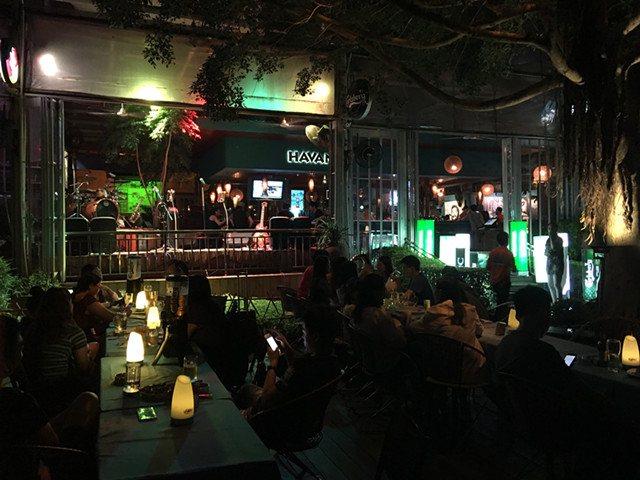 哈瓦那西班牙音乐西餐厅