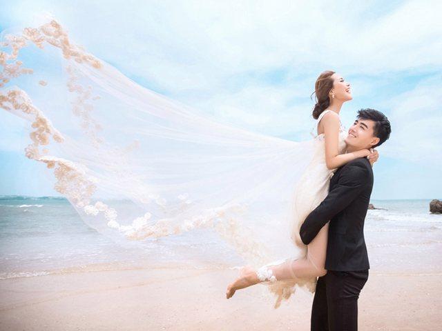幸福婚纱艺术摄影工作室