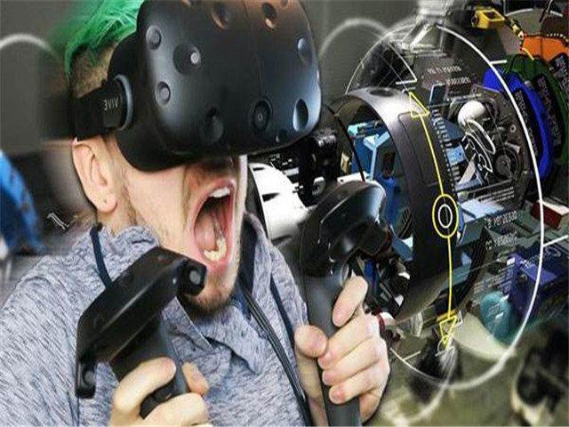 云端VR体验店(正荣财富中心店)