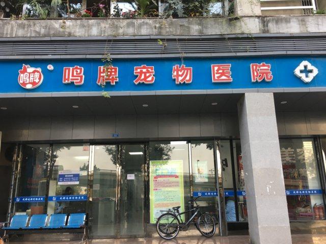鸣牌宠物医院(北门总店)