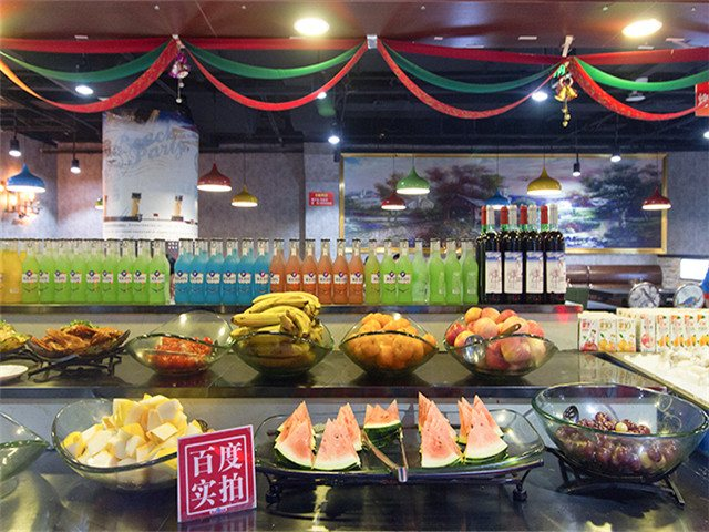 汉釜宫自助烤肉(搜秀城店)