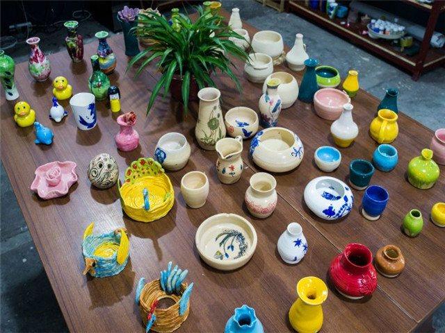 泥巴工社陶艺馆