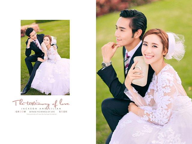 卡沃订制婚纱摄影馆(三峡广场店)