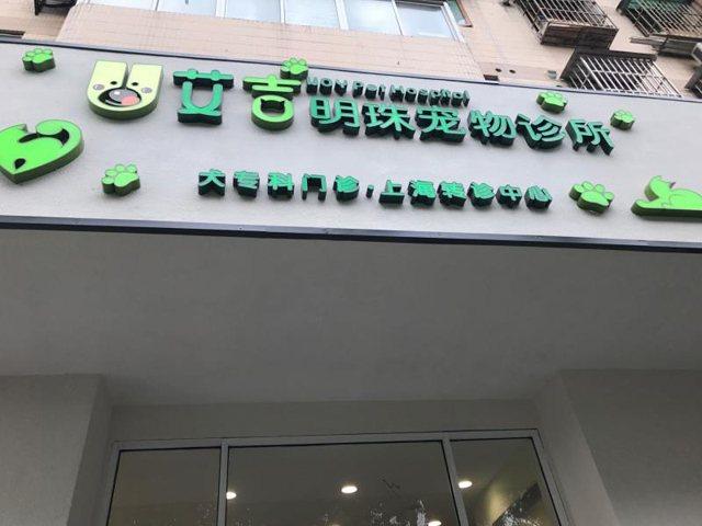 艾吉明珠宠物诊所(闵行分店)
