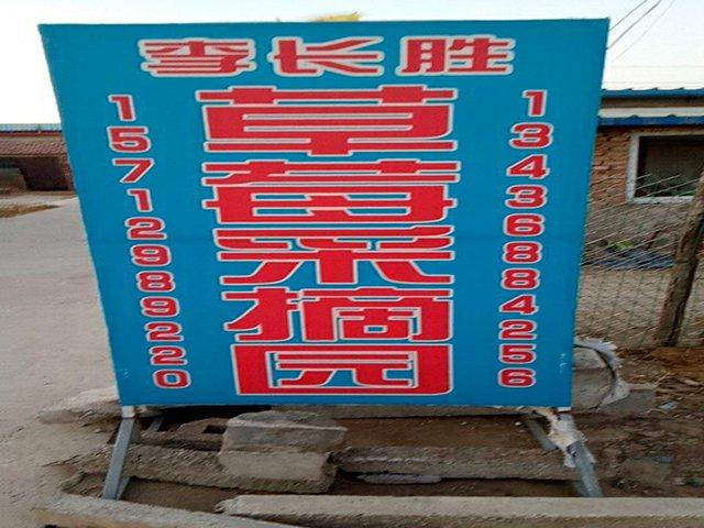 李长胜草莓采摘园(通州店)