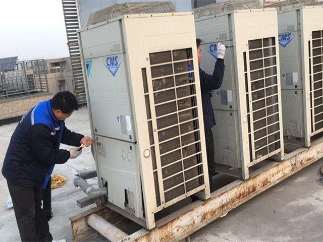 随时通空调制冷维修中心