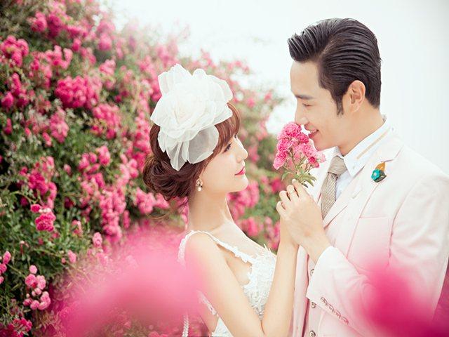 韩国印象婚纱摄影