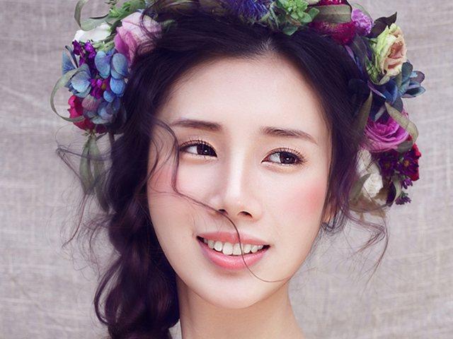 曼妮化妆造型