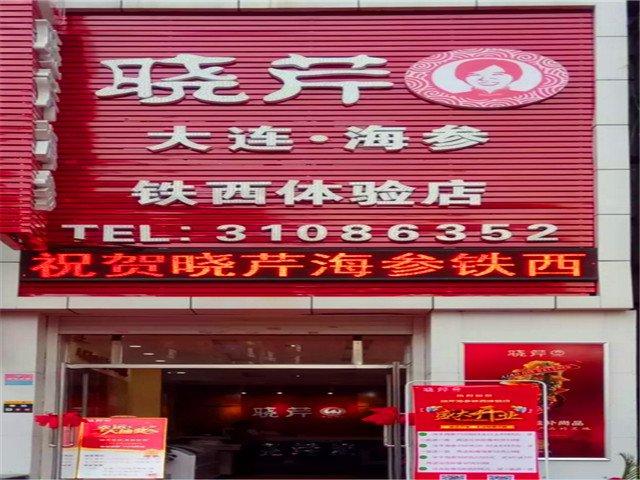 晓芹海参(沈阳铁西体验店)