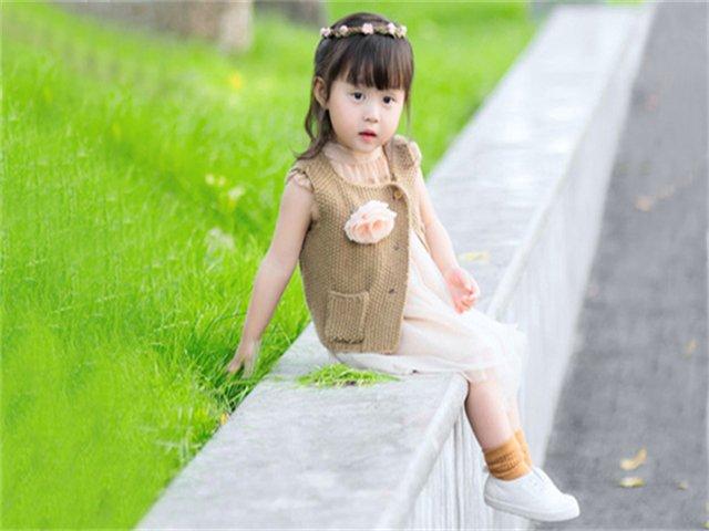 自然萌5D儿童摄影