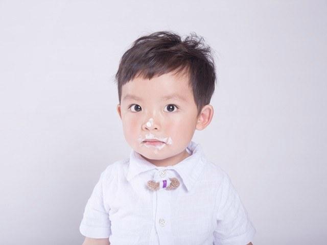 维尼熊儿童创意摄影