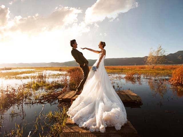 牵手婚纱摄影