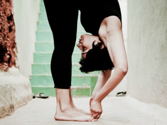 朶七瑜伽T's yoga life studio