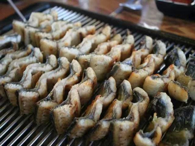 风川烤鳗鱼