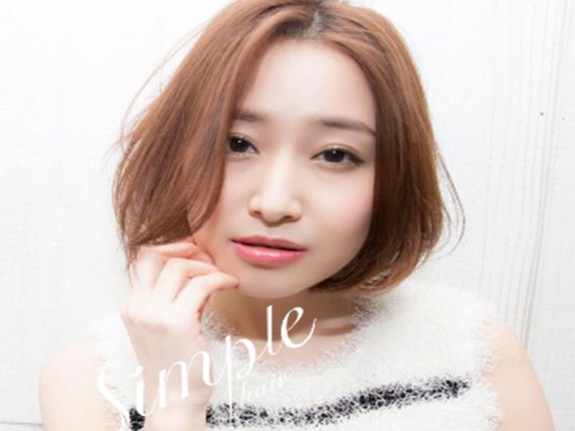 Simple hair日系造型染发沙龙