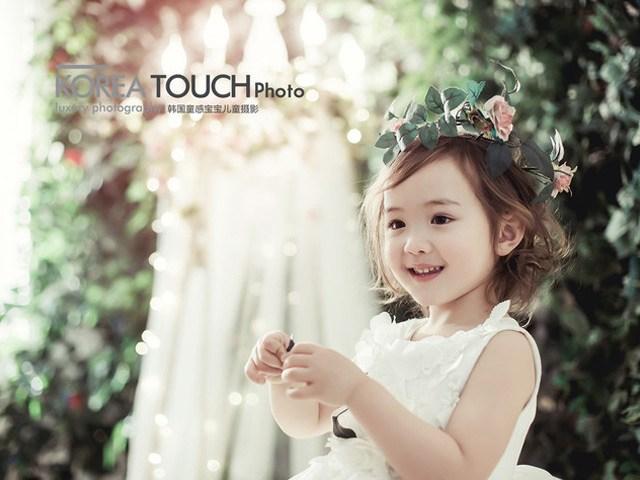 韩国童感宝宝儿童摄影(向南瑞峰广场店)