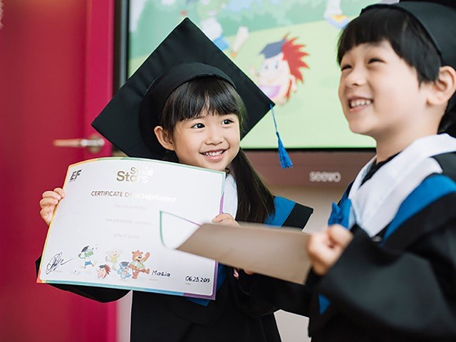 EF英孚教育青少儿英语(河东店)