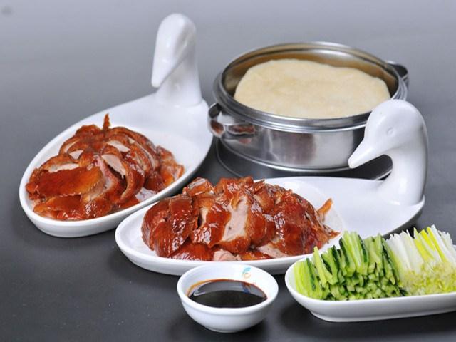 龙聚德北京烤鸭(大洋百货店)