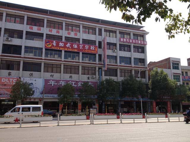 舞加武体艺学校