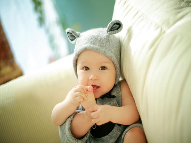 哆米韩式儿童摄影