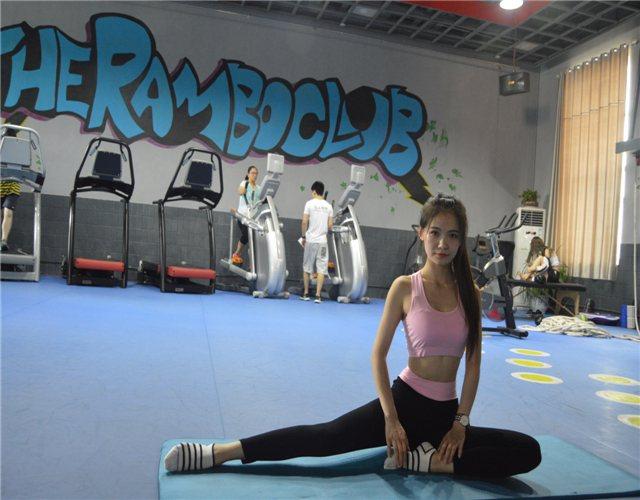 兰博健身私教工作室