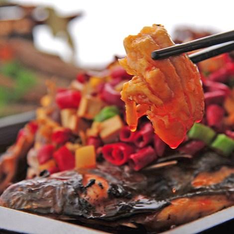 蜀江烤鱼(西山万达店)