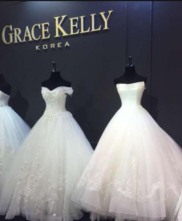 韩国GRACE KELLY婚纱礼服(东直门外大街店)