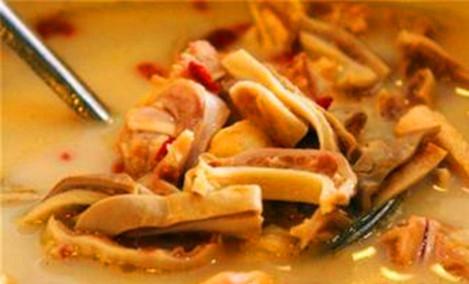 潮汕砂锅粥猪肚鸡