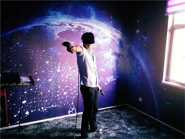 VR Junior虚拟现实体验馆