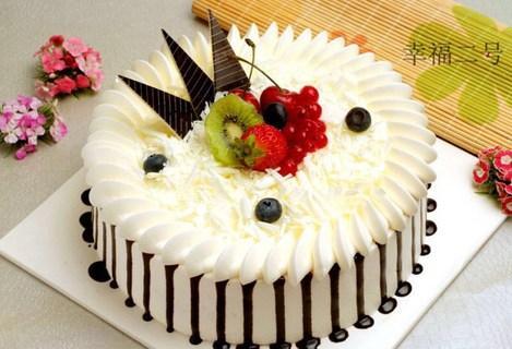 幸福天使蛋糕(宝南街店)
