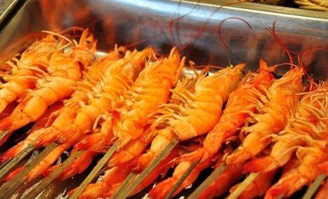 山东化工宾馆海鲜自助餐 - 大图