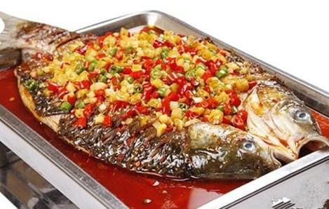 巴蜀烤鱼(太原街万达店)