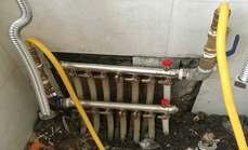 一修鸽地暖管道疏通清洗