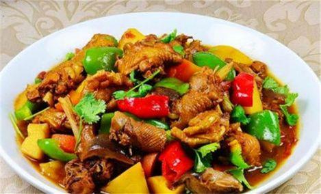 陕北土菜馆