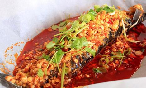 巫山纸上烤鱼(大学城总店)