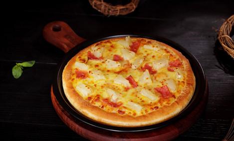 木米披萨(万达金街店)